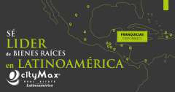 Franquicia City Max