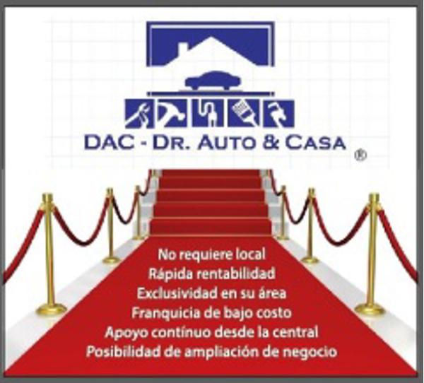Franquicia Dr. Auto & Casa